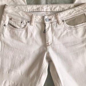 Diesel Industry BEBEL Jeans - lots of detail!